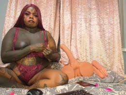 Sexcam avec 'tattedebony'