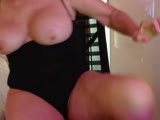 Sexy webcam show met aubade