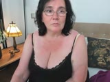 Sexy webcam show met dorismature