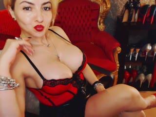 Sexy webcam show met goldenvixen