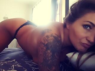 Sexy webcam show met jadex