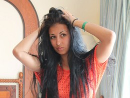 Sexy webcam show met VanilaBru