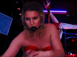 Sexcam avec 'DomSubLady'