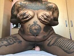 tattedebony - Sexcam