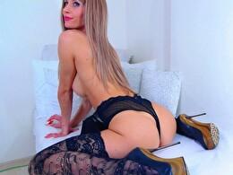 Sexcam avec 'SofiaJax'