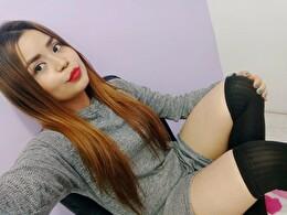 Sexcam avec 'CrystalByrne'