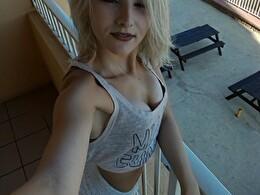 Sexcam avec 'CherrySquirt'