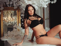 Sexy webcam show met AprilStar