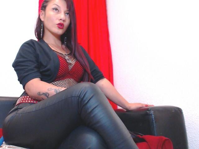 Sexy webcam show met mssvalentina