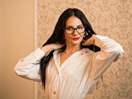 Sexy webcam show met SinaRauch