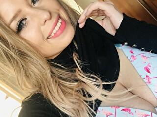 Sexy webcam show met ninaxnina