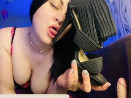 Sexy webcam show met MonaErica