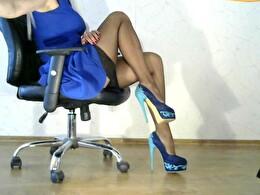 Sexcam avec 'Legsoffice'