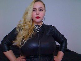 Sexy webcam show met POSHMISTRESS