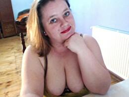 Sexy webcam show met PreggyClara