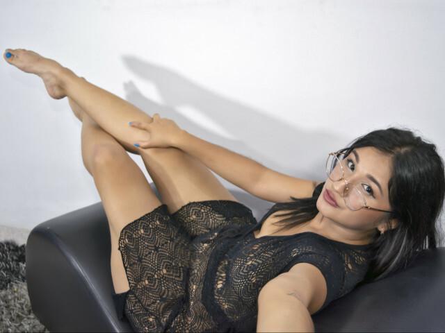 Sexy webcam show met coraldavison