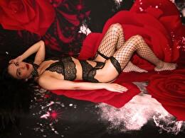 Sexy webcam show met AllWay