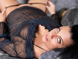Sexy webcam show met MILFever