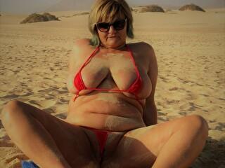 Sexy webcam show met passionella