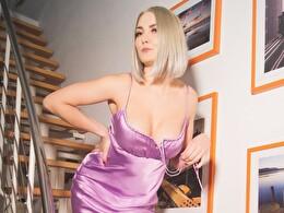 Sexy webcam show met Elise