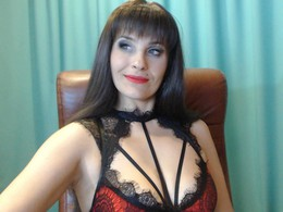 Sexy webcam show met LadyCharm4Yo