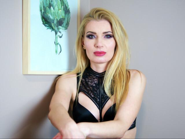 Sexy webcam show met fetishsofie