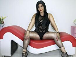 Sexy webcam show met MIRANDALATIN