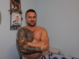 Sexy webcam show met dannyliam