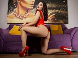 Sexy webcam show met PandorraX