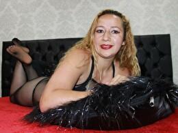 Sexy webcam show met NaugthyMilf