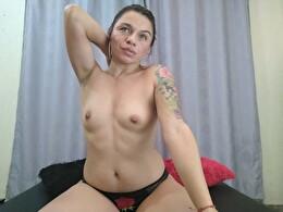 Sexy webcam show met Violeta