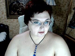 Glowingwoman - sexcam