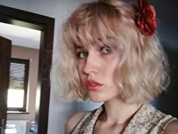Sexy webcam show met SarahMiss