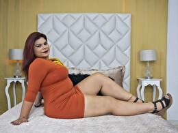 Sexy webcam show met WandaBecker