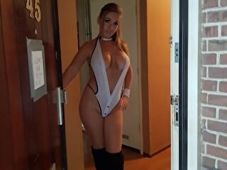 Sexy webcam show met yorinneke