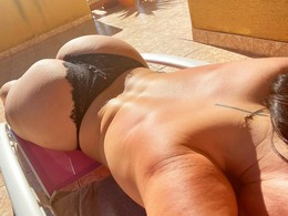 Sexy webcam show met TiffanyRoxx