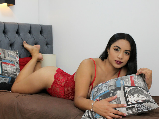 Sexy webcam show met kassieowns