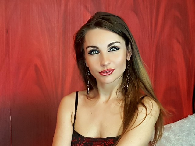 Webcam model CamileJansen from XCams