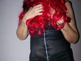 Sexy webcam show met manuella