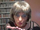 Sexy webcam show met kinkychantal