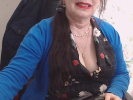 Sexy webcam show met Maria45