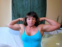 Sexy webcam show met StrongAmily