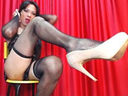 Sexy webcam show met PANDORAX