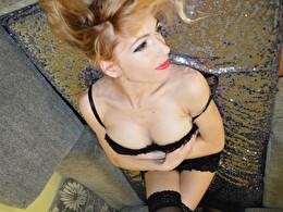 Sexy webcam show met MissElissa