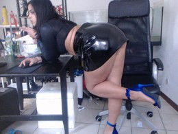 Sexy webcam show met Persempretua