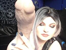 Sexcam avec 'DomKylina'
