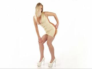 Sexy webcam show met sexyrosie
