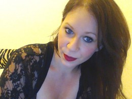 Sexy webcam show met Tentation
