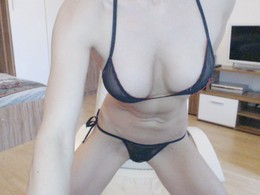 Sexy webcam show met SquirtHot4U