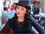 Sexy webcam show met imperatriza